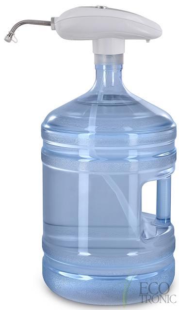 Новинка, аккумуляторная помпа для воды Ecotronic PLR-300